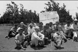 תמונה 3 - הפגנה עבודה עברית