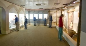 תצוגת קבע מוזאון כפר סבא
